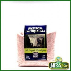 Sale Rosa dell'Himalaya Fine - 1kg
