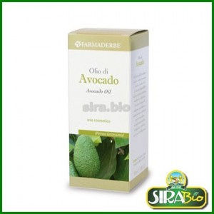 Olio di Avocado - 100 ml