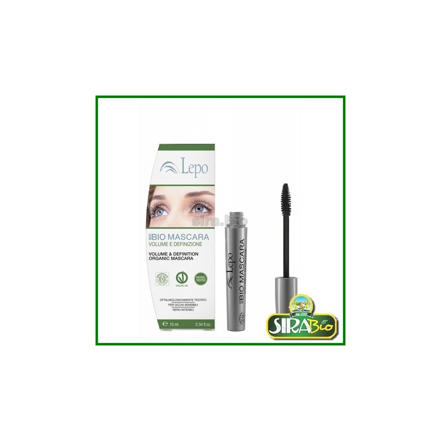 Eco Bio Mascara - 10 ml