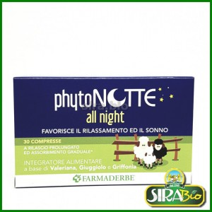 PhytoNotte all night 30 compresse