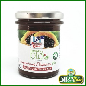 Composta di Papaya  Bio - 220 g
