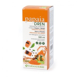 Papaya Dren 500 ml