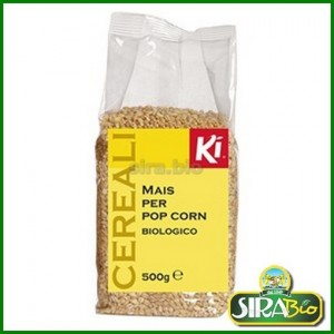 Mais per Pop Corn Bio - 500 g