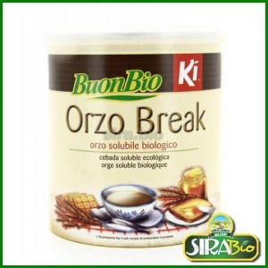Orzobreak Solubile Bio - 120 g