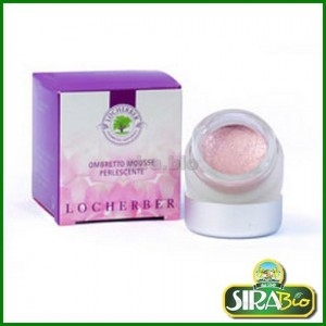 Ombretto Mousse Perlescente - Pink - 4 ml