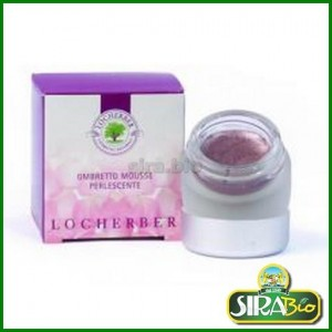 Ombretto Mousse Perlescente - Violet - 4 ml
