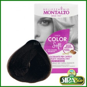 Kit Colorante per Capelli - Linea Color Soft Castano Chiaro 5.0 it