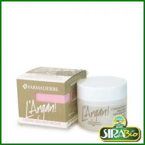 L'Argan Crema Viso Anti Age - 50 ml