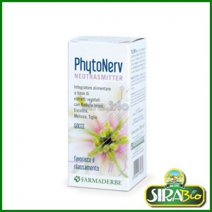 Phytonerv Neotrasmitter Spray - S.O.S. Ansia - 30 ml
