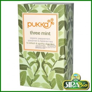 "Pukka ""Three Mint"" - Bio - 32 g"